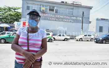 [Video] Revueltos, casos de Covid-19 con otros pacientes en ISSSTE Tampico - El Sol de Tampico