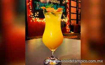 """Jobito tropical, un """"trago"""" con sabor a Tampico - El Sol de Tampico"""