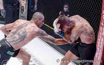 MMA fighters Bruno and Usman target UFC glory - Khaleej Times