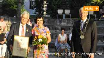 Die Gemeinde Mertingen verbeugt sich vor Albert Lohner - Augsburger Allgemeine