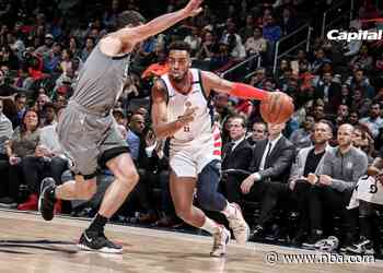 Wizards face Nets Sunday afternoon in key seeding game