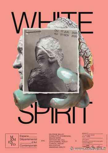 Exposition Memento Espace départemental d'art contemporain samedi 19 septembre 2020 - Unidivers