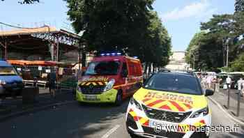 Auch : un homme de 49 ans s'étouffe en plein marché et décède - LaDepeche.fr