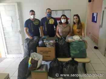 Univesp: Alunos do polo de Pirassununga arrecadam roupas para Fundo Social da cidade - Portal do Governo do Estado de São Paulo