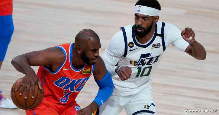 Jazz struggle on both ends of floor in 110-94 loss to Thunder