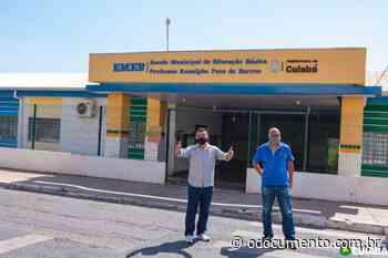 """""""Filho"""" do Jardim Santa Isabel, Clebinho Borges parabeniza bairro pelos seus 43 anos de fundação - O Documento"""