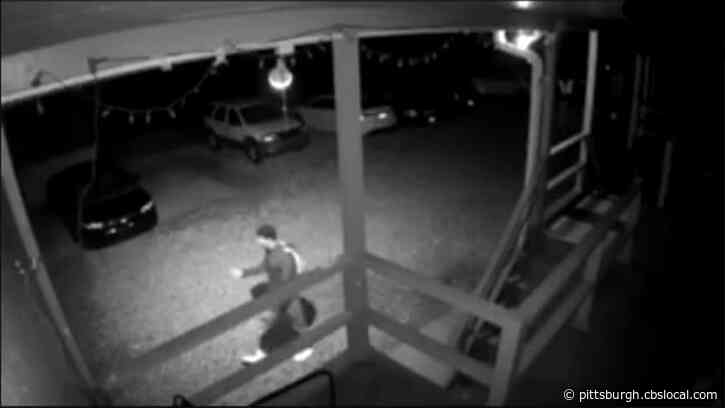 Harmar Township Police Searching For Suspect In Car Theft