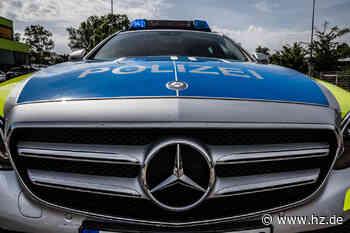 An der Ampel aufgefahren: Zwei Personen bei Unfall in Giengen verletzt - Heidenheimer Zeitung