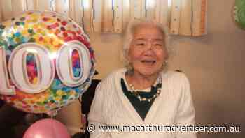 Minto resident's 100 reasons to celebrate - Campbelltown Macarthur Advertiser