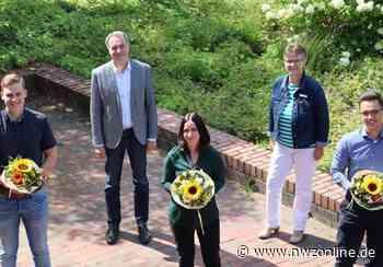 Ausbildung: Neue Gesichter im Wildeshauser Kreishaus - Nordwest-Zeitung