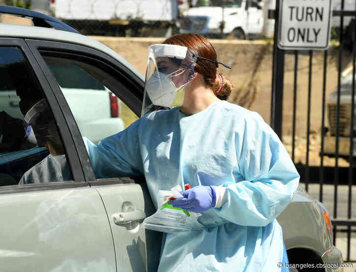 Los Angeles County Reports 2,303 New Coronavirus Cases, 50 Additional Deaths