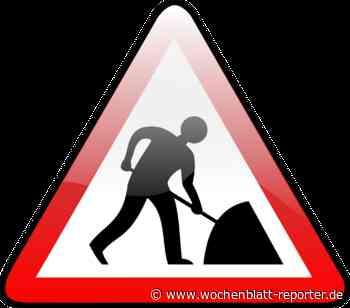 Sanierung Industriestraße: Der letzte Bauabschnitt beginnt am Montag - Wochenblatt-Reporter