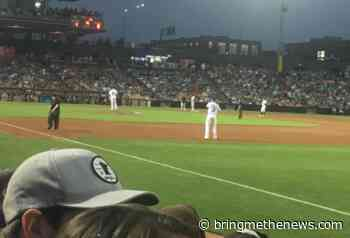 Saint Paul Saints granted permission to allow fans at all remaining games at CHS Field - Bring Me The News