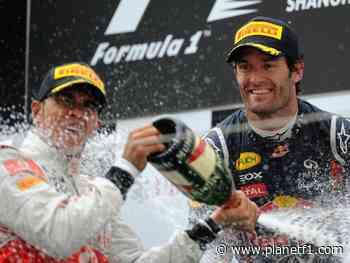 Mark Webber ranks Lewis Hamilton above Schumacher | PlanetF1 - PlanetF1