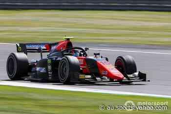 Silverstone F2: Drugovich beats Ilott, Schumacher to pole - Yahoo Sport Australia