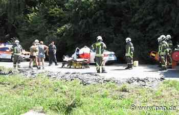 Unfall auf B20-Sperrstrecke: Es lag am Gesundheitszustand - Passauer Neue Presse