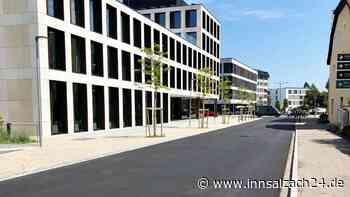 Vollsperrung der Unghauserstraße bei Burghausen - innsalzach24.de