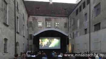 Burghausen: Der Kino Kultur Sommer in Raitenhaslach ist eröffnet Stadt Burghausen - innsalzach24.de