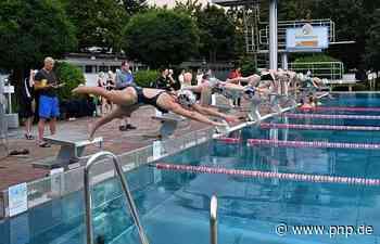 Schwimmer verabschieden sich mit Leistungstest und Pizza - Passauer Neue Presse