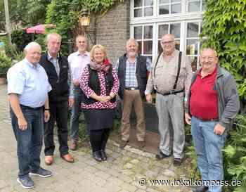 Kneippverein in Elten sucht weitere Mitstreiter: Ehrenamtliche Arbeit am Barfußpfad - Lokalkompass.de
