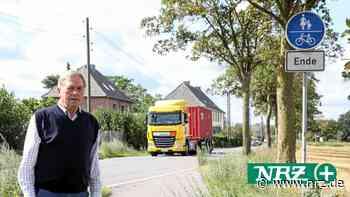Emmerich: Die gefährliche Radweglücke wird wohl geschlossen - NRZ
