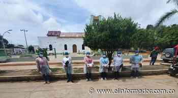 Inician búsquedas activas de contagios en Sitionuevo - El Informador - Santa Marta