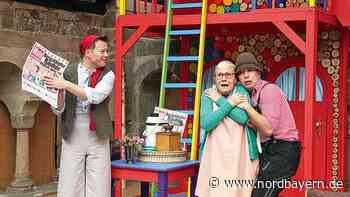 Kindertheater im Kreuzgang mit einem Best-of - Nordbayern.de