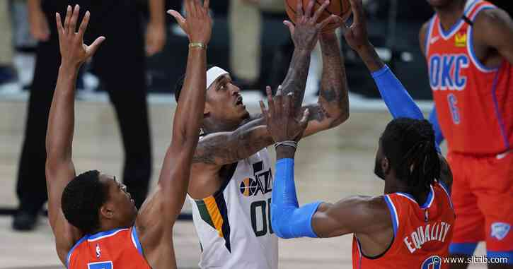 The Triple Team: In response to OKC defensive pressure, Jazz don't move the ball, resulting in bad loss