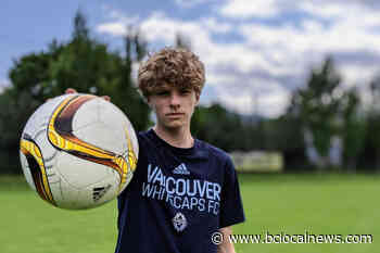 Teen soccer star from Penticton chasing pro dream with Vancouver Whitecaps - BCLocalNews