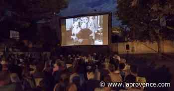 Allauch : du cinéma en plein air du 1er au 29 août ! - La Provence