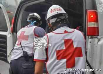 Cruz Roja Nanchital, no cuenta con equipo para realizar traslados de pacientes Covid - Imagen del Golfo