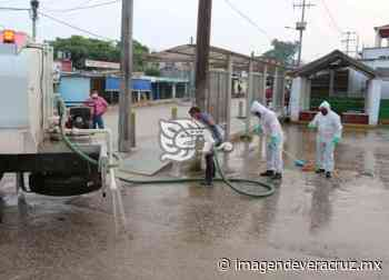 Habitantes de Nanchital piden que les lleven agua con pipas - Imagen de Veracruz