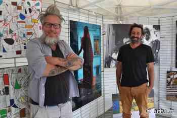 A Dieppe, le deuxième marché de l'art de l'été, c'est demain dimanche 2 août - Les Informations Dieppoises