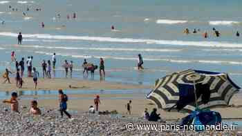Les touristes de la saison estivale au rendez-vous à Dieppe, mais pas les Anglais - Paris-Normandie