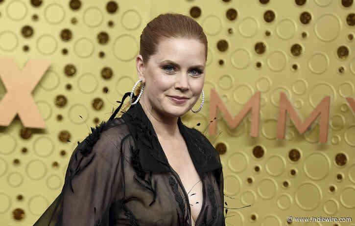 Amy Adams to Star as Woman Who Thinks She's Turning into a Dog in Annapurna's 'Nightbitch' - IndieWire