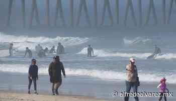 Cerrarán playas de Rosarito - Noticias con Alfredo Alvarez