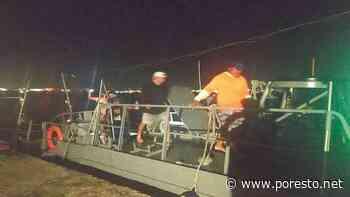 """Marina rescata a pescadores de la embarcación """"Rosarito"""" en Progreso - PorEsto"""