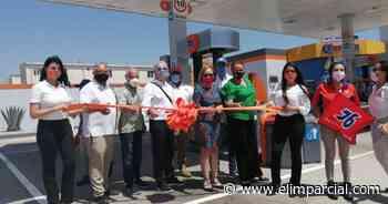 Inauguran primera estación de gasolina 76 en Rosarito - FRONTERA.INFO