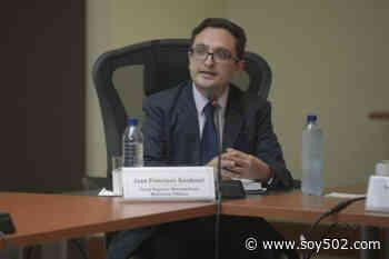 Jefe de FECI denuncia penalmente a Ricardo Méndez Ruiz - Soy502