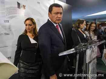 Ruiz Massieu exige el cese de la persecución política contra Osorio Chong - ContraRéplica