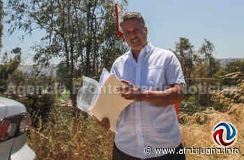 Despojan a los vecinos en la Ruiz Cortines, de su parque - AGENCIA FRONTERIZA DE NOTICIAS