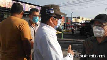 Jorge Schafik y Carlos «Diablito» Ruiz utilizan a excombatientes para hacer protestas callejeras contra el gobierno - Diario La Huella