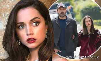 James Bond bosses want Ana de Armas to attend No Time To Die film premiere without beau Ben Affleck