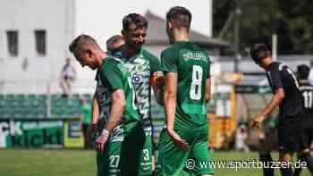 Souveräner Sieg von Chemie Leipzig gegen Kickers Markkleeberg - Sportbuzzer