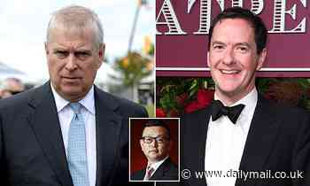 Lobbying firm with close links to Beijing gained access to influential UK figures