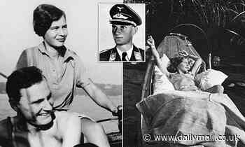 How a dashing Luftwaffe officer and his bohemian wife hatched a plot by to defeat Hitler