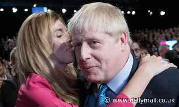 Carrie Symonds stopped fiancé Boris Johnson ditching transgender reforms, MPs claim