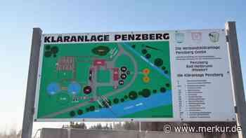 Penzberg: Unregelmäßigkeiten bei Klärwerk - die Polizei ermittelt - Merkur.de