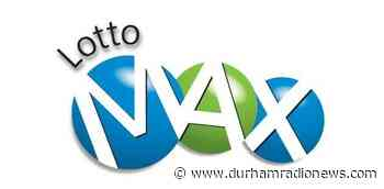 Thornhill Lotto Max ticket hits jackpot, several other big winners in Ontario - durhamradionews.com