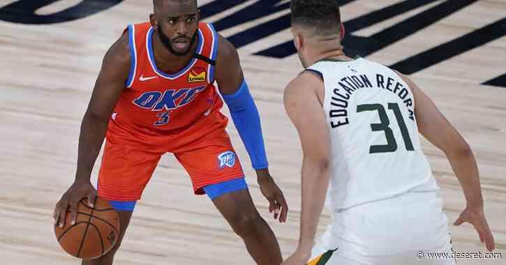 Utah Jazz fall flat in virtually all phases against Oklahoma City Thunder